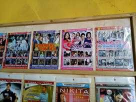 Kaset DVD , VCD & MP3