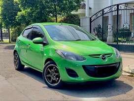 Dp 19,5jt Mazda 2 Sport S matic 2012 Hijau