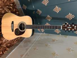 Cort Earth 100PF Solid top Acoustic Guitar