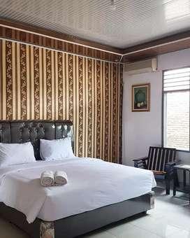 Wallpaper bahan berkualitas, yuk hiasi dinding rumah nya