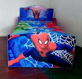 Spider man New Single Bed for Boys, Children Bedrooms Beds