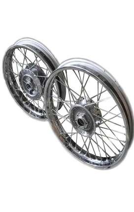 Royal enfield original wheel rims
