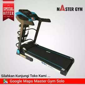 TREADMILL ELEKTRIK - Grosir Alat Fitness - Master Gym Store !! MG#9527