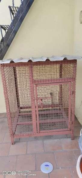 Dog Cage Iron
