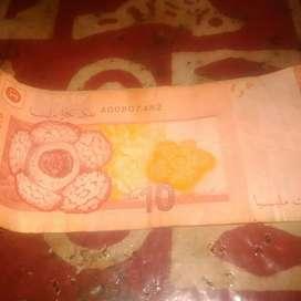 Uang antik Ringgit malaysia