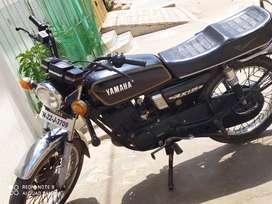 Yamaha rx 135 70000