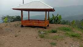 Tanah Villa View Pengunungan, Sejuk dan Indah