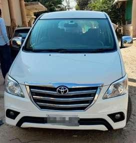 Toyota Innova 2.5 G (Diesel) 8 Seater BS IV, 2015, Diesel