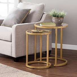End tables.