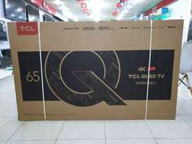 65C716 TCL QLED 4K androidtv On Cash and Easy Instalments.