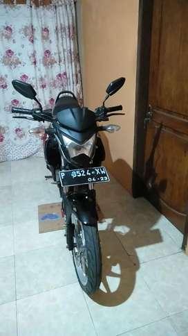 CB150R plat P banyuwangi