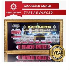 Jadwal Sholat Digital untuk Masjid/Musholla
