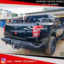 Bemper model ofx offroad triton