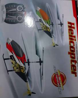 Kids Toys 2 Channel Gyro Helicopter Remote control