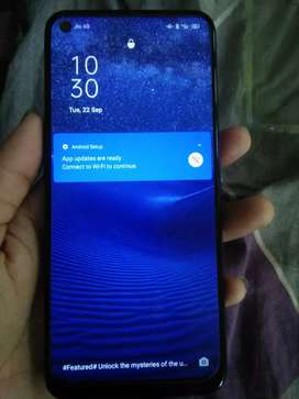 Oppo A53(Made in India)Electric Black,6Gb 128Gb variant