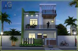 Complete Duplex House inGated Colony