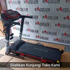 Treadmill Elektrik Fitnes MG/A169 - Alat Olahraga - Kunjungi Toko Kami