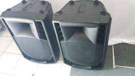 SPEAKER MONITOR AKTIF 15   suara mantab  box model baru