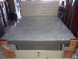(KASUR SAJA) Spring bed Central deluxe plus Pocket 160x200 BERKELAS