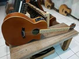 Gitar Akustik Elektrik lc 4 coleclark