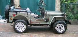 Modified 4x4jeep