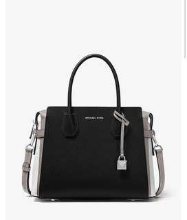 Michael Kors TriColor Medium Pebbled Bag