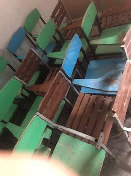 used school chairs 40 plus