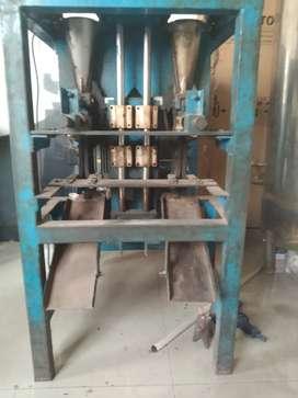 Cashew nut cutting machine and boiler