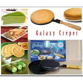 Galaxy creper/satu wajan untuk semua jenis kue