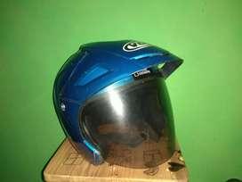 Helm bawaan yamaha