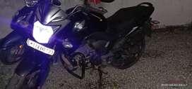 Honda CB trigger 150 cc.27 /12/2014 model .