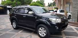 Toyota fortuner G matic