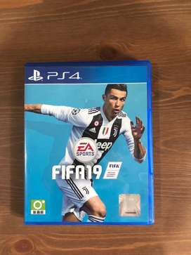 Kaset ps 4 fifa 2019