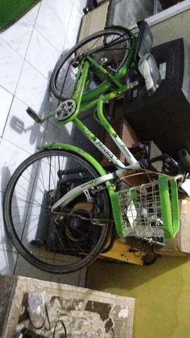 Sepeda jengki phoenix barang original apaadanya siap pake