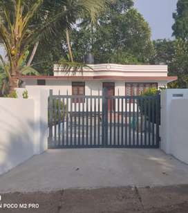 Ready to occupy 3 bhk house at aluva kottapuram just 100 mtr