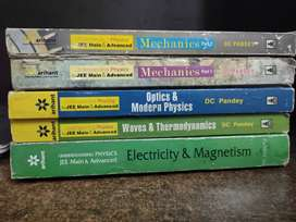 DC Pandey Understanding Physics (Complete collection)