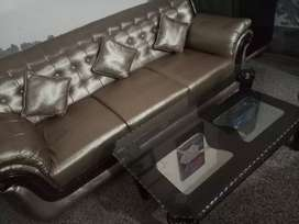 5 Seater Fresh Sofa Set with Table