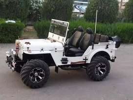 Open Jeep for sale in all State transfer