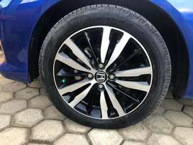 VELG ORIGINAL + BAN HONDA JAZZ RS 2016 r16