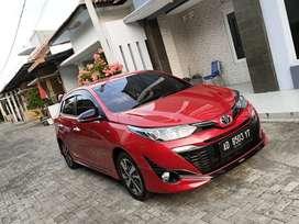 Toyota Yaris TRDs matic istimewa Like New
