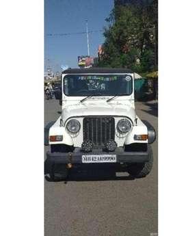 Mahindra Thar DI 2WD, 2017, Diesel