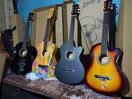 Urgent Sale of Branded Guitars at Wholesale Price With Warranty COD