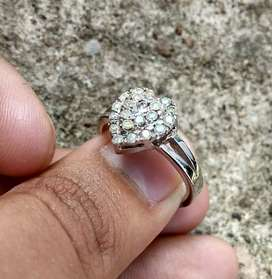 Cincin fashion berlian