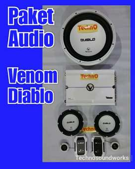 Paket sound diablo by V enom