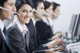 Office tellecaller for travels agency