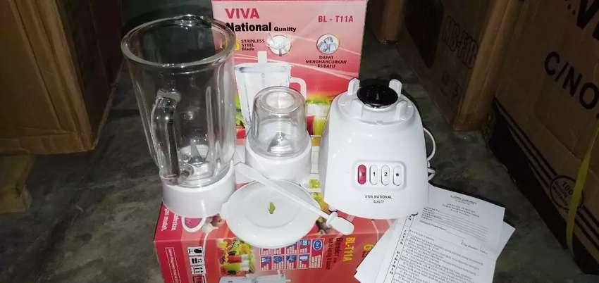 Blender national new viva 0