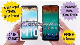 Tanpa CC bs Kredit DP350rb Galaxy M10 2/16GB by Samsung(New)-info WA
