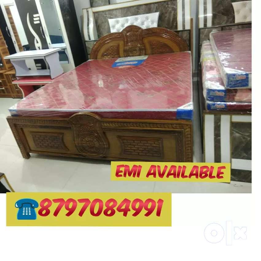 Sagwan Bed¥556at Wholesale prices 0