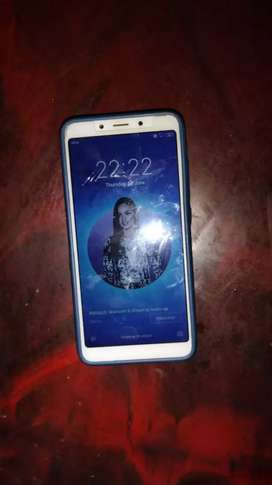 redmi 6a 14 mouth old phone