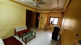 Prime road touch Location - Semi furnished 2BHK home. Well maintaine.